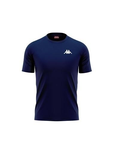 Kappa Poly T-Shirt Bux  Lacivert